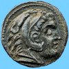 Monnaie d'Alexandre le Grand