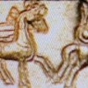 Décoration d'un carquois d'Urartu